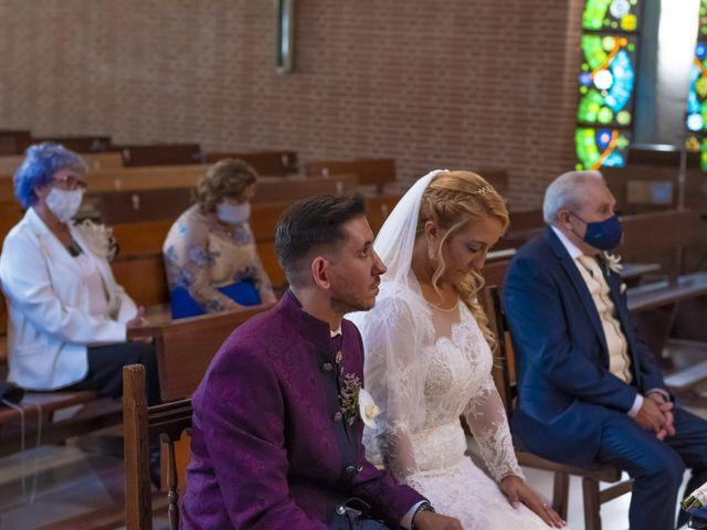 La boda de Jonathan y Irene en Alcalá De Henares, Madrid 36