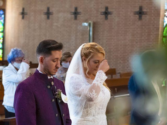 La boda de Jonathan y Irene en Alcalá De Henares, Madrid 37