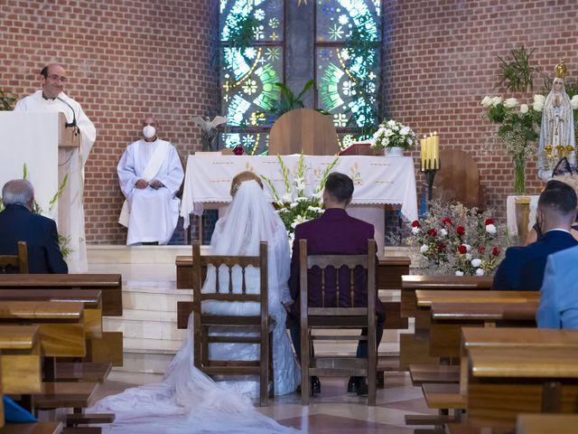 La boda de Jonathan y Irene en Alcalá De Henares, Madrid 38