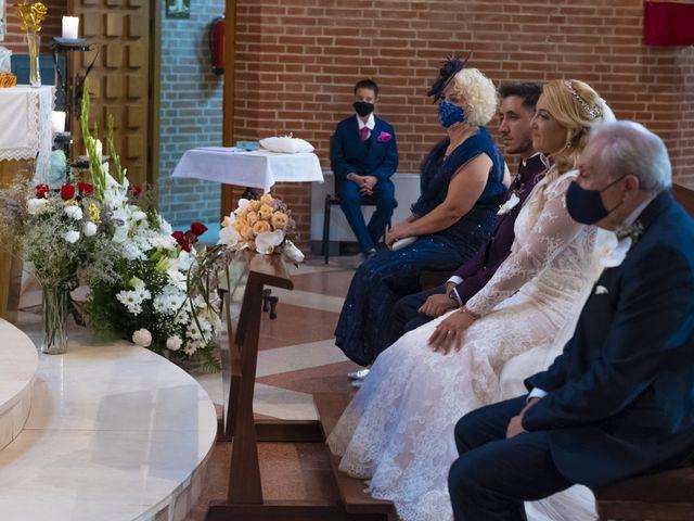 La boda de Jonathan y Irene en Alcalá De Henares, Madrid 39