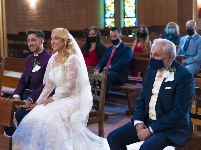 La boda de Jonathan y Irene en Alcalá De Henares, Madrid 40