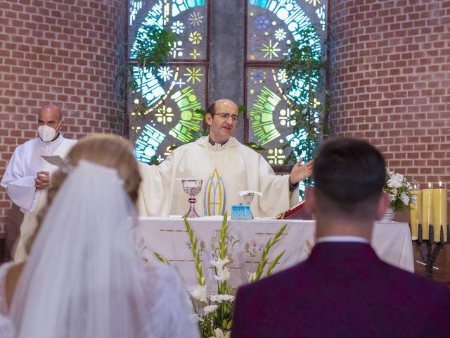 La boda de Jonathan y Irene en Alcalá De Henares, Madrid 42