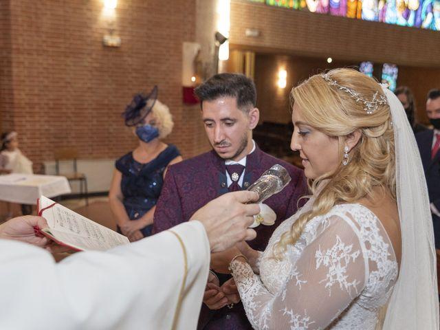 La boda de Jonathan y Irene en Alcalá De Henares, Madrid 44