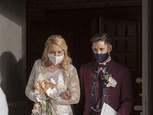 La boda de Jonathan y Irene en Alcalá De Henares, Madrid 46