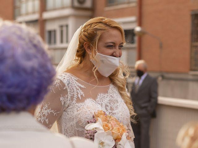 La boda de Jonathan y Irene en Alcalá De Henares, Madrid 49