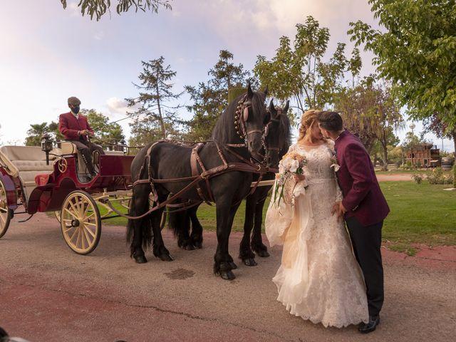 La boda de Jonathan y Irene en Alcalá De Henares, Madrid 56