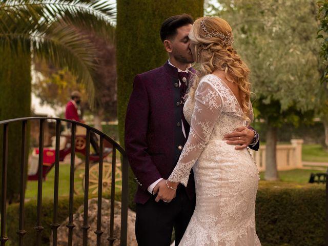 La boda de Jonathan y Irene en Alcalá De Henares, Madrid 57