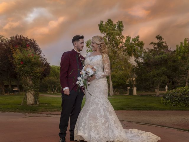 La boda de Irene y Jonathan