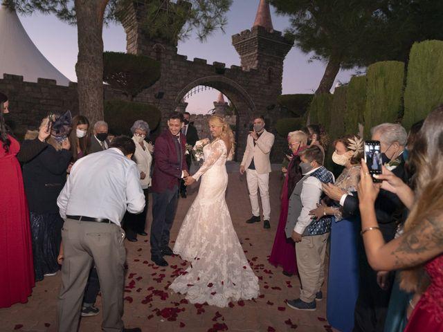 La boda de Jonathan y Irene en Alcalá De Henares, Madrid 68