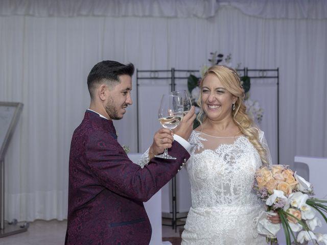 La boda de Jonathan y Irene en Alcalá De Henares, Madrid 71