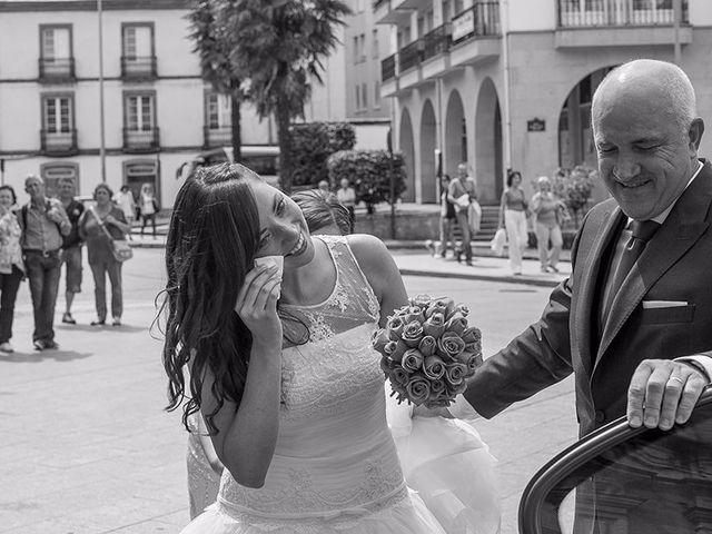 La boda de Marcos y Alba en Lugo, Lugo 13