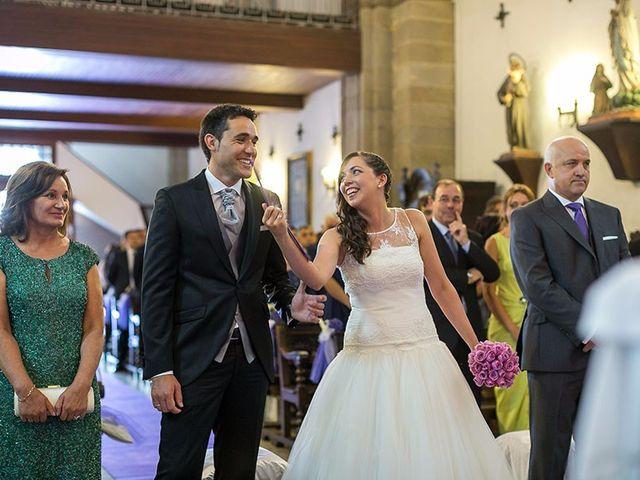 La boda de Marcos y Alba en Lugo, Lugo 15