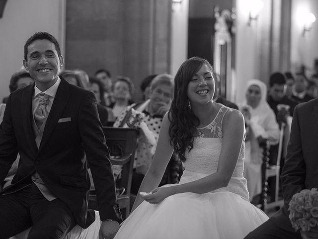La boda de Marcos y Alba en Lugo, Lugo 17