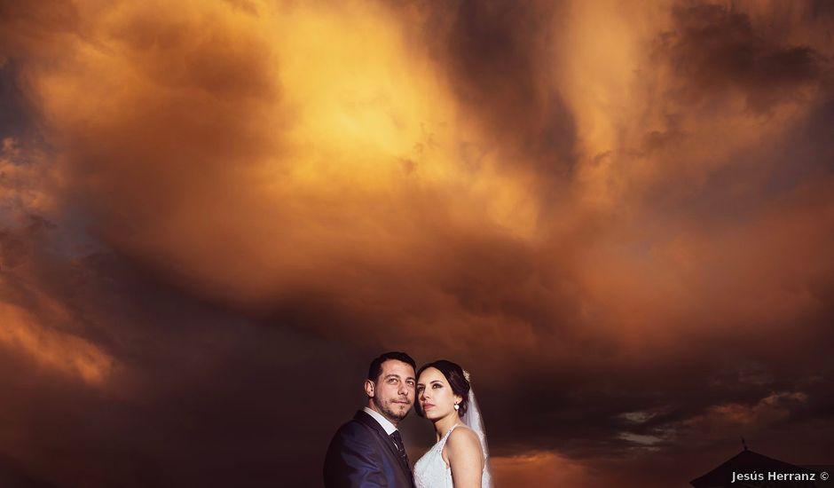 La boda de David y Aroa en Galapagos, Guadalajara