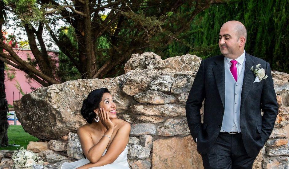 La boda de Joaquín  y Nelly en Villarrobledo, Albacete