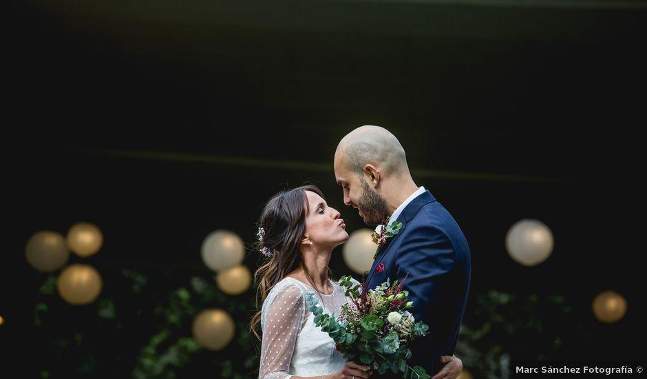 La boda de Marc y Ariadna en Matadepera, Barcelona