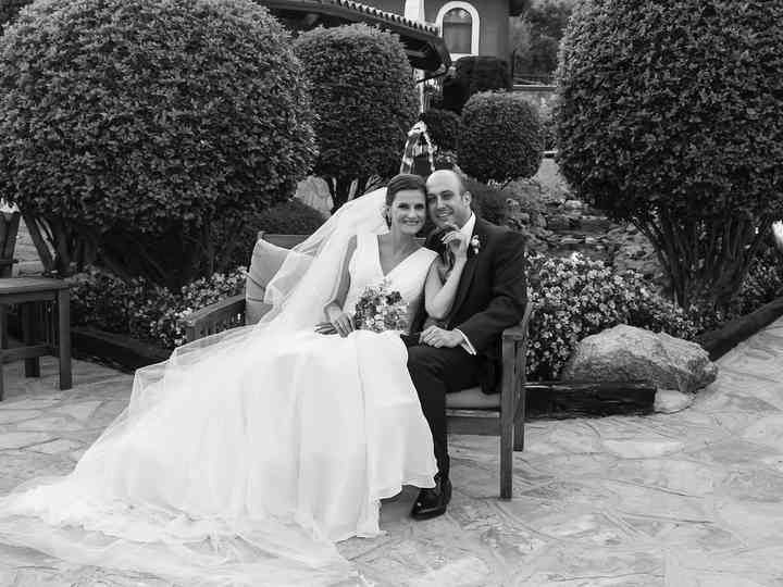 La boda de Joanna y Pablo