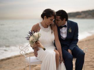 La boda de Nadia y Isma