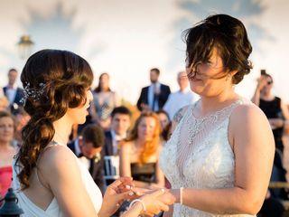 La boda de Angela y Tanya