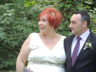 La boda de Raul y Yolanda