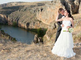 La boda de Sara y Ángel