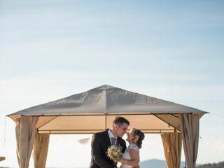 La boda de Gemma y Yosa
