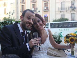 La boda de Lara  y Javi  2