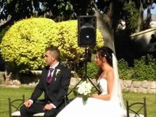 La boda de Isa y Rocha 1