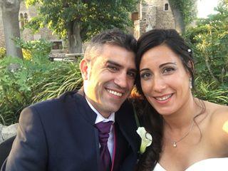 La boda de Isa y Rocha