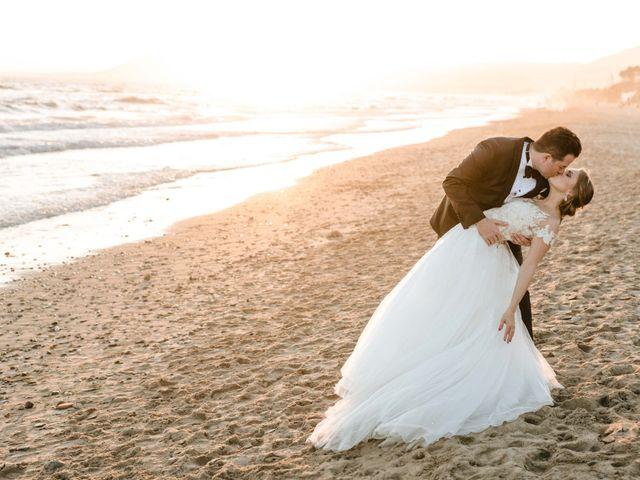 La boda de Lea y Cornelius