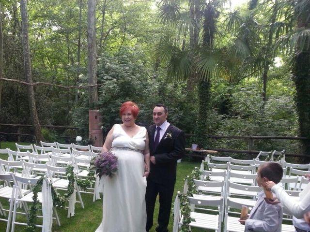 La boda de Yolanda y Raul en Arbucies, Girona 1