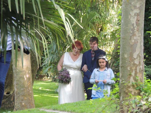La boda de Yolanda y Raul en Arbucies, Girona 6