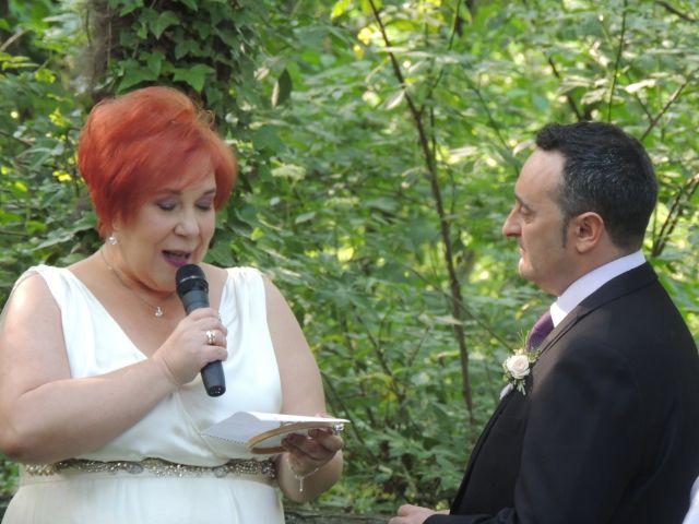 La boda de Yolanda y Raul en Arbucies, Girona 10