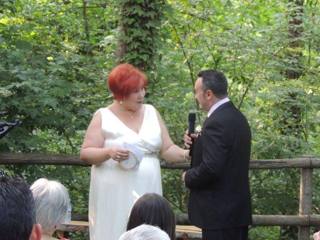 La boda de Yolanda y Raul en Arbucies, Girona 11