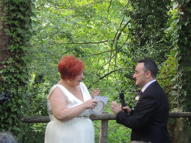 La boda de Yolanda y Raul en Arbucies, Girona 12