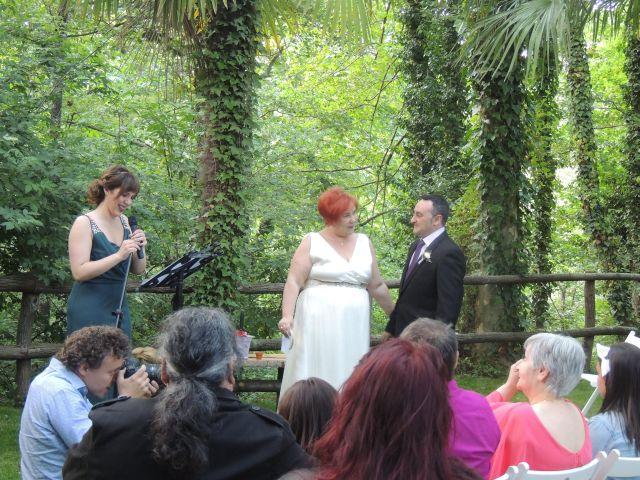 La boda de Yolanda y Raul en Arbucies, Girona 13