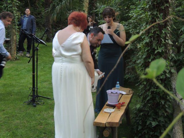 La boda de Yolanda y Raul en Arbucies, Girona 14