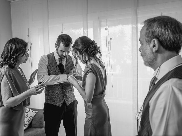 La boda de Sergi y Marta en Sant Vicenç De Montalt, Barcelona 3
