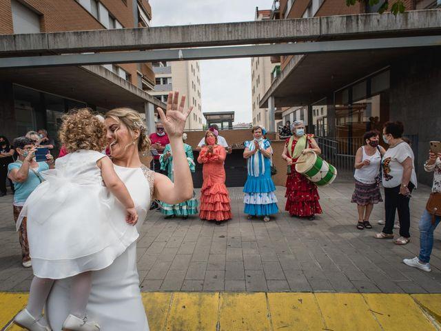 La boda de Sergi y Marta en Sant Vicenç De Montalt, Barcelona 14
