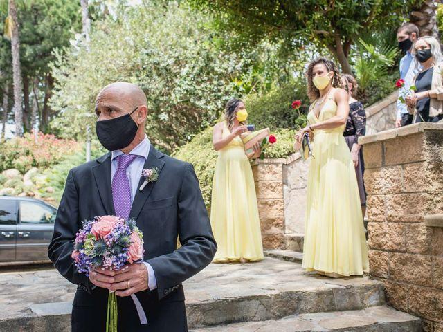 La boda de Sergi y Marta en Sant Vicenç De Montalt, Barcelona 20