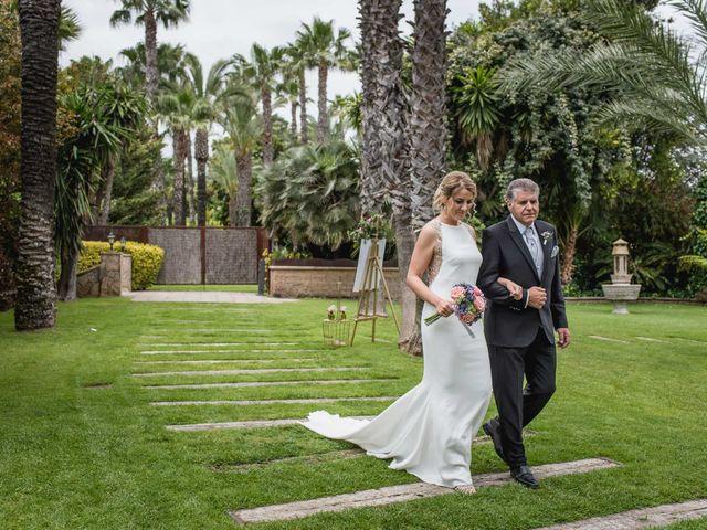 La boda de Sergi y Marta en Sant Vicenç De Montalt, Barcelona 24