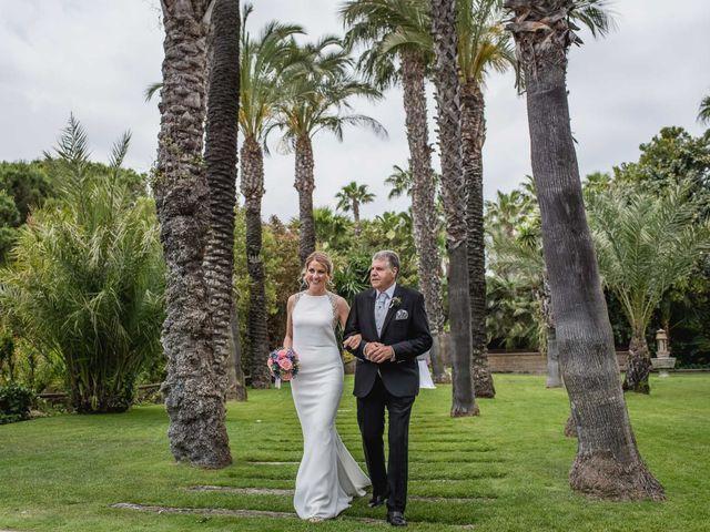 La boda de Sergi y Marta en Sant Vicenç De Montalt, Barcelona 25