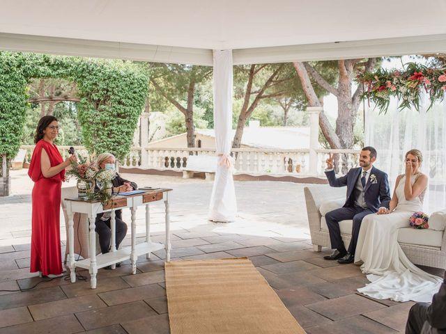 La boda de Sergi y Marta en Sant Vicenç De Montalt, Barcelona 29