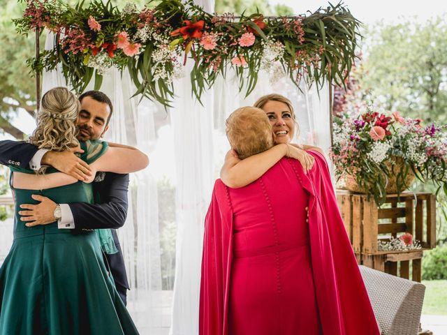 La boda de Sergi y Marta en Sant Vicenç De Montalt, Barcelona 30
