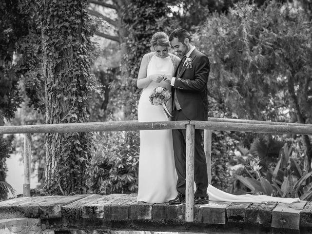 La boda de Sergi y Marta en Sant Vicenç De Montalt, Barcelona 32
