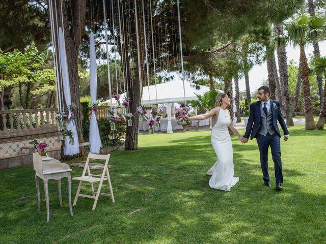 La boda de Sergi y Marta en Sant Vicenç De Montalt, Barcelona 36