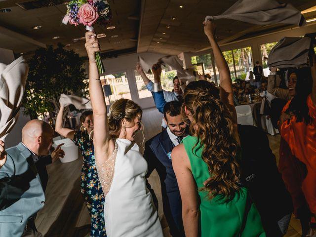 La boda de Sergi y Marta en Sant Vicenç De Montalt, Barcelona 41