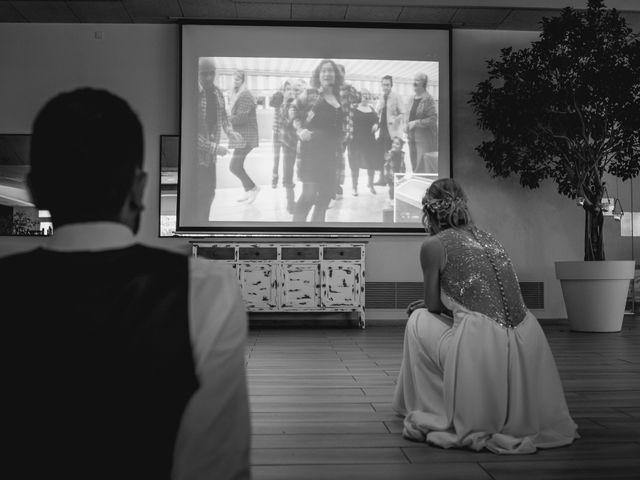 La boda de Sergi y Marta en Sant Vicenç De Montalt, Barcelona 44