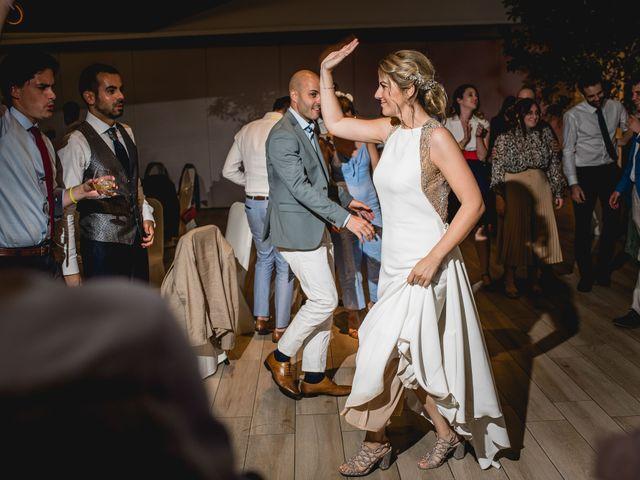 La boda de Sergi y Marta en Sant Vicenç De Montalt, Barcelona 45