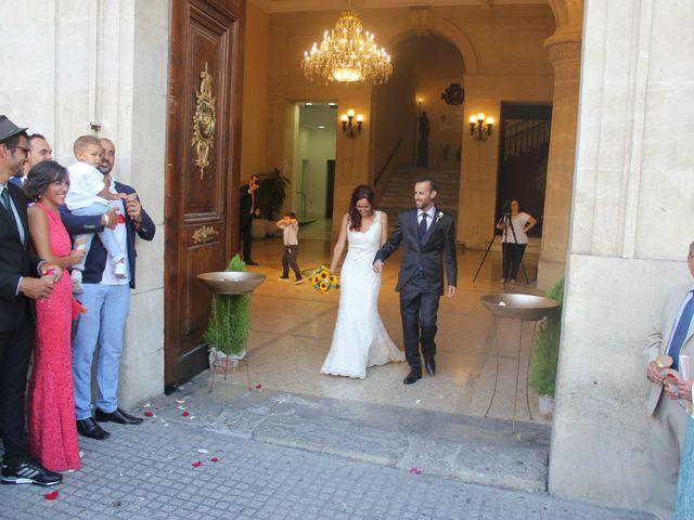 La boda de Javi  y Lara  en Alcoi/alcoy, Alicante 2